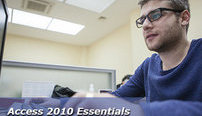 Access 2010 Essentials Online Short Course